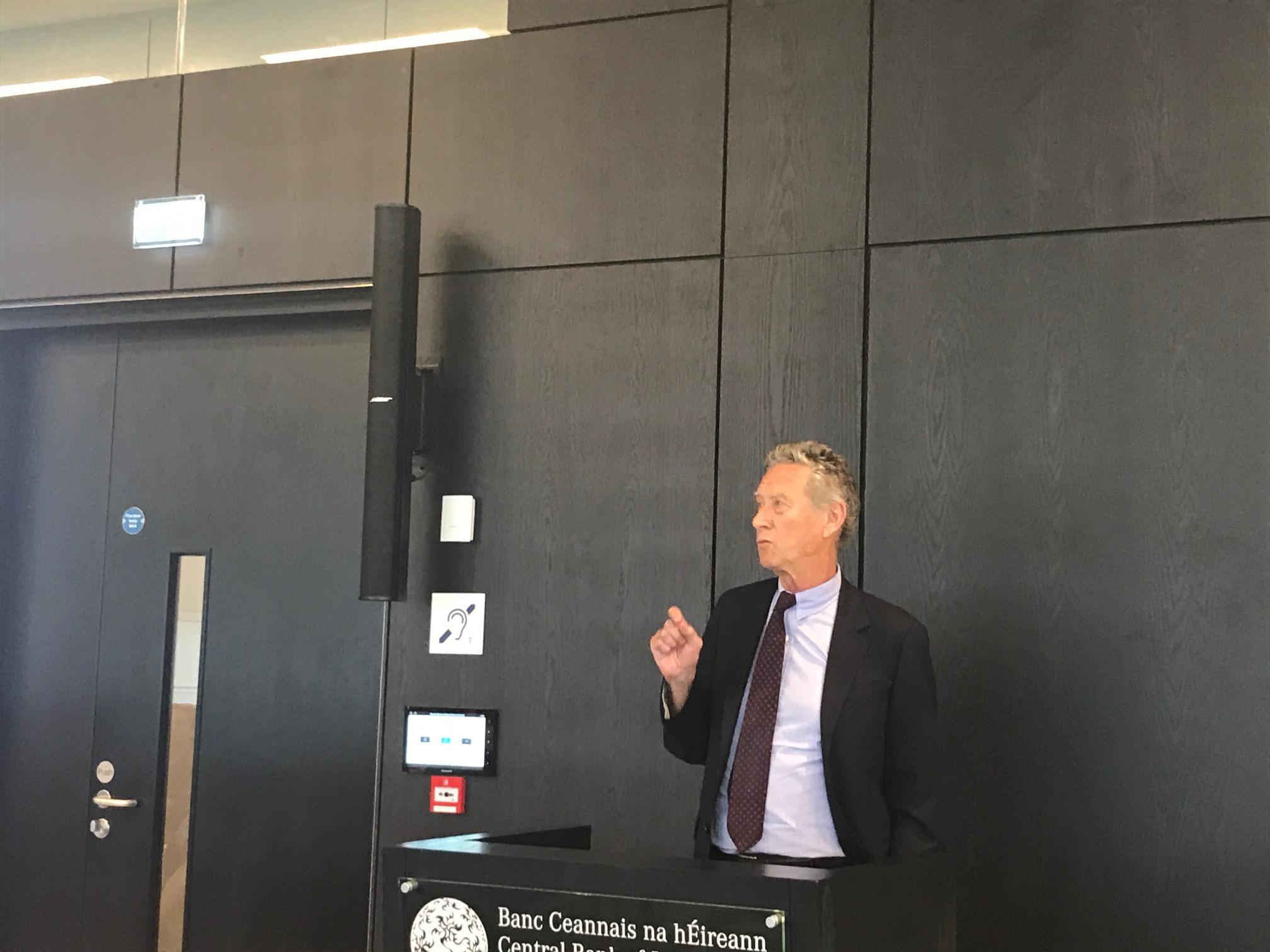 Edgeworth Lecture: Olivier Blanchard